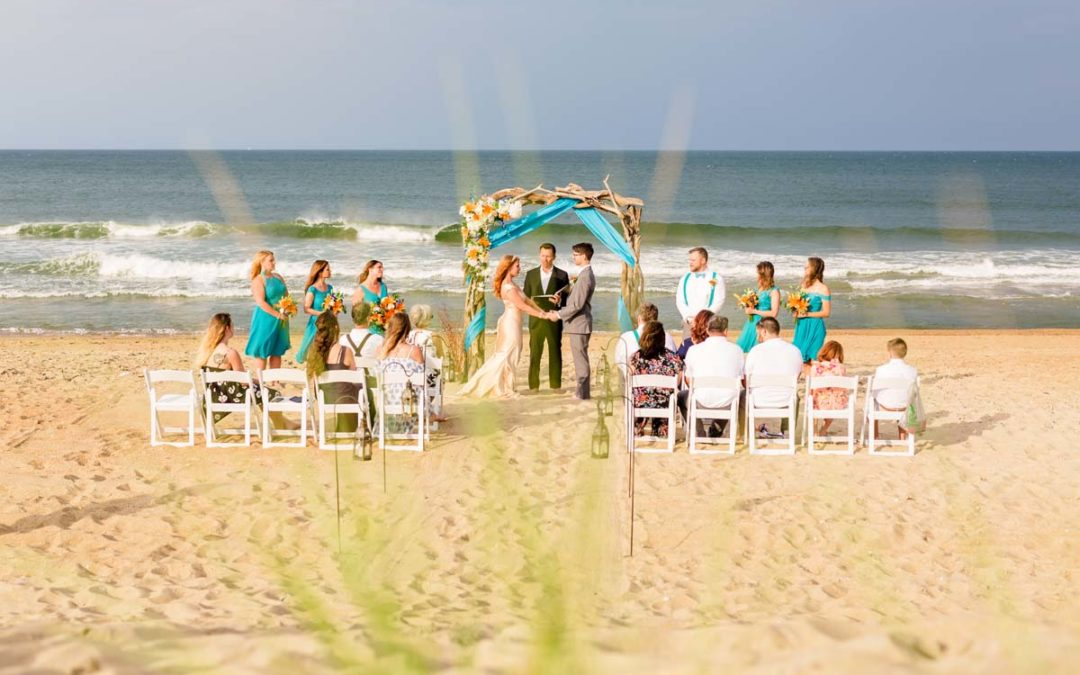 Outer Banks Wedding Trend | Micro-Weddings