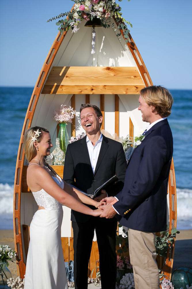 Outer Banks Wedding Officiant