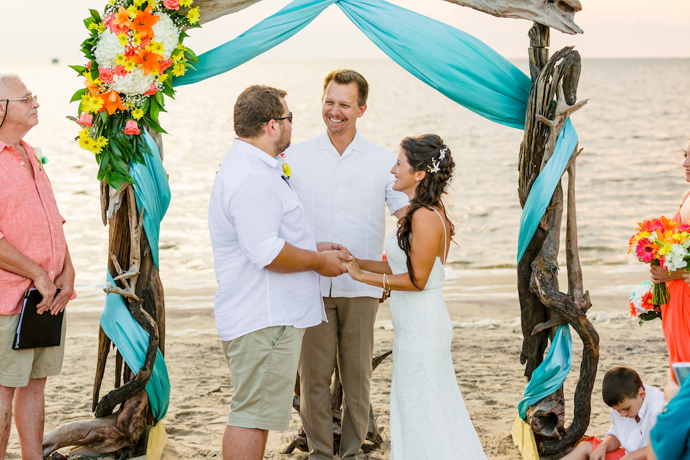 My Promise to You | Your Outer Banks Wedding Officiant